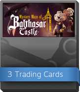 Mystery Maze Of Balthasar Castle Booster Pack