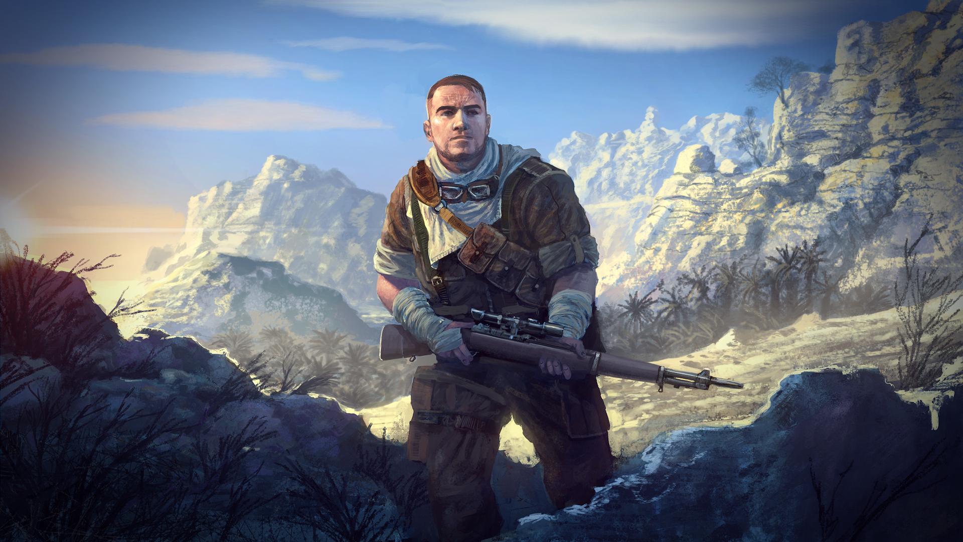 Sniper Elite 3 Wallpaper: Image - Sniper Elite 3 Artwork 8.jpg