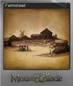 Mount & Blade Foil 3