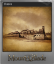 Mount & Blade Foil 4