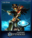 Prime World Defenders Card 07