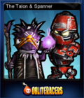Obliteracers Card 8
