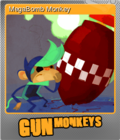 Gun Monkeys Foil 3