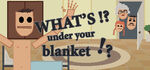 What's under your blanket Logo