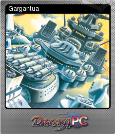 Disgaea PC Foil 4