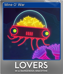 Lovers in a Dangerous Spacetime Foil 3