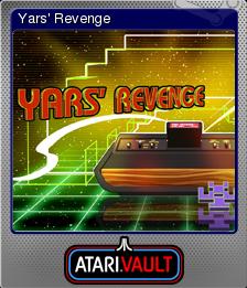 Atari Vault Foil 8