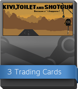 Kivi, Toilet and Shotgun Booster Pack
