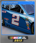 NASCAR the Game 2013 Foil 1