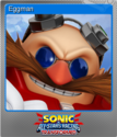 Sonic & All-Stars Racing Transformed Foil 3