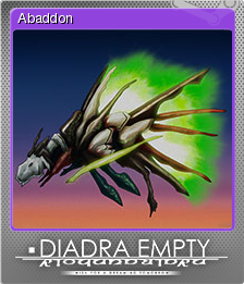 Diadra Empty Foil 1