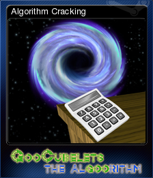 GooCubelets The Algoorithm Card 9
