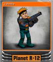 Planet R-12 Foil 2