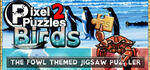 Pixel Puzzles 2 Birds Logo