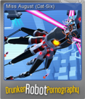 Drunken Robot Pornography Foil 5