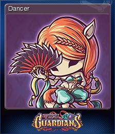 Tiny Guardians Card 6