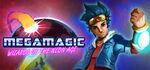 Megamagic Wizards of the Neon Age Logo
