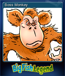 Big Fish Legend Card 3