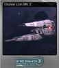 Star Wolves 3 Civil War Foil 3
