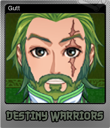 Destiny Warriors RPG Foil 2