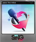Let's Sing 2016 Foil 3