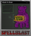 Spellblast Foil 02
