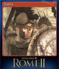 Total War Rome II Card 1