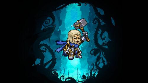 Dungelot Shattered Lands Artwork 1
