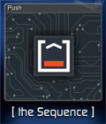 The Sequence Card 1