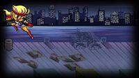 Big Action Mega Fight! Background The Docks