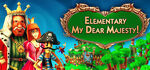 Elementary My Dear Majesty Logo