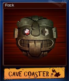 Cave Coaster Card 13