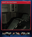 Horror in the Asylum Card 3
