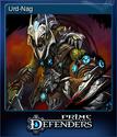 Prime World Defenders Card 04