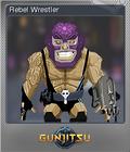 Gunjitsu Foil 5