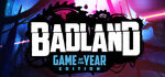 BADLAND Game of the Year Edition Logo