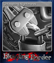 Bleeding Border Card 5