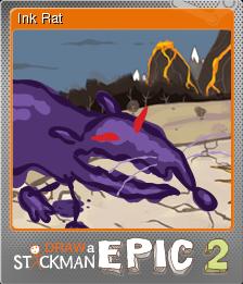Draw a Stickman EPIC 2 Foil 5