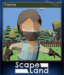 Scapeland Card 1