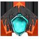 Asteroid Bounty Hunter Badge 4