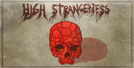 High Strangeness Logo