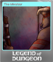 Legend of Dungeon Foil 5