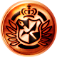Danganronpa Trigger Happy Havoc Badge 3