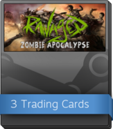 Ravaged Zombie Apocalypse Booster Pack