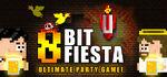 8Bit Fiesta Logo
