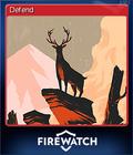 Firewatch Card 6
