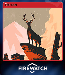 Firewatch Card 6