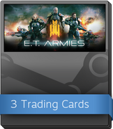 E.T. Armies Booster Pack