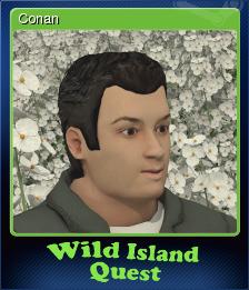 Wild Island Quest Card 2