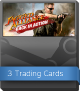 Jagged Alliance Back in Action Booster Pack